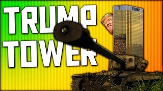 TRUMP TOWER - T29 - War Thunder RB Gameplay