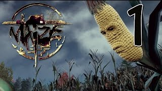 Maize - GENTLEMAN BEHOLD, CORN! Manly Stream Recording Pt.1