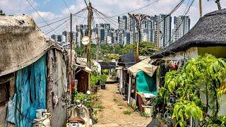 [4K] Last Shanty Village in Se…