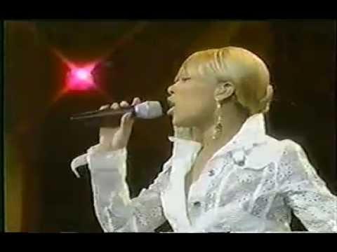 Monica U Should've Known live on Regis & Kelly 2004