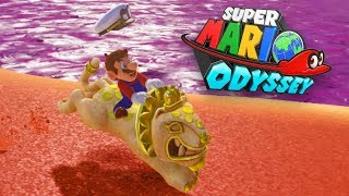 RIDING KOPI! | Super Mario Odyssey w/ Thinknoodles