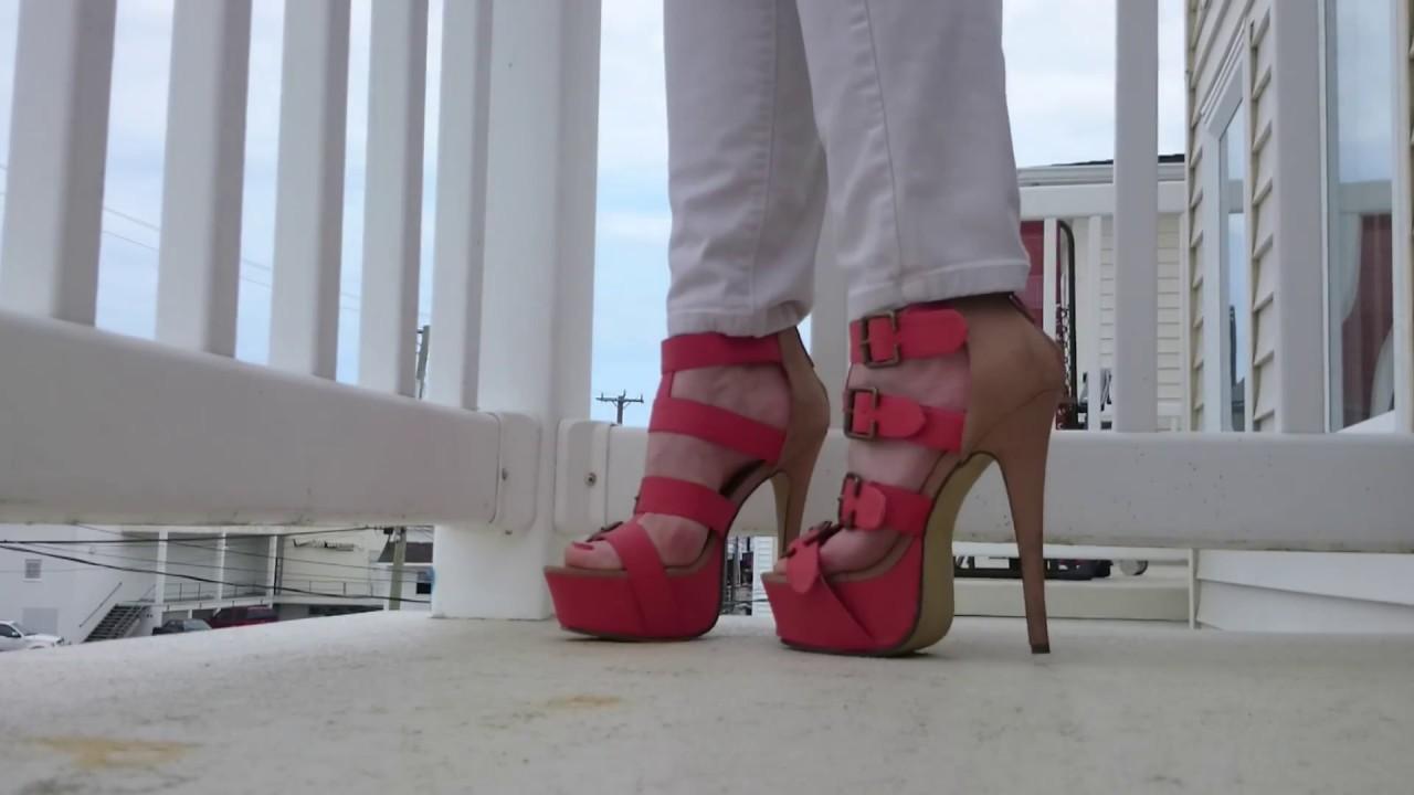 89941c36e Modelling High Heels Cover - Green Light Pitbull feat. Flo Rida ...