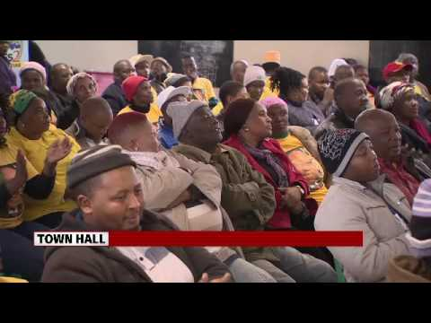 O.R Tambo district municipality  town hall debate (p2)