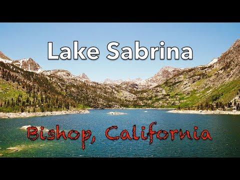 TROUT FISHING AT LAKE SABRINA  |  Bishop, California