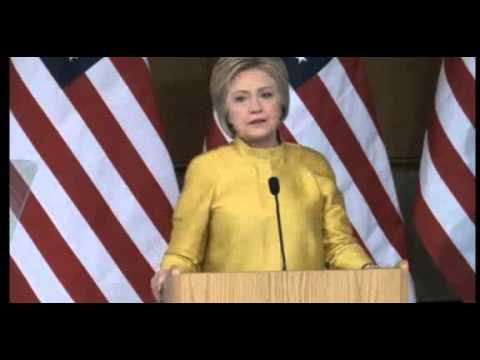 Hillary Clinton @ Stanford  2016 03 23