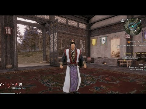 Dynasty Warriors 9 - Hideaway Guide + How to make infinite money and buy a big house with Furniture
