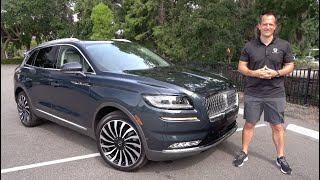 Is the 2021 Lincoln Nautilus Black Label a BETTER luxury SUV than a BMW X5?