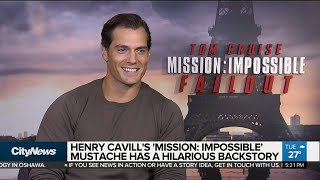 Speaking with the stars of 'Mission: Impossible — Fallout'