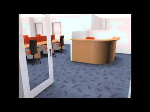Gamme tempo mobilier de bureau cm valence youtube