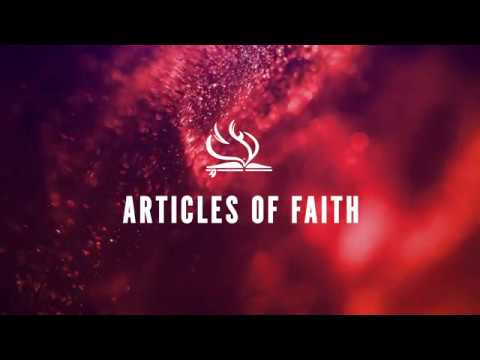 Church of the Nazarene Articles of Faith