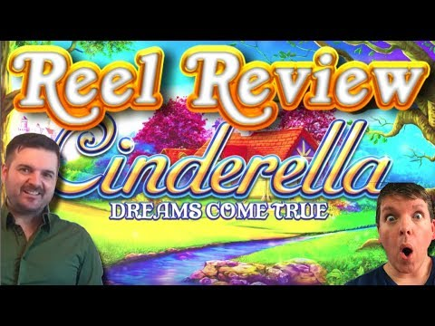 Cinderella: Dreams Come True Slot Machine