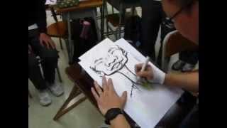 Publication Date: 2015-04-30 | Video Title: 浸信會呂明才中學似顏繪講座
