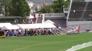 2016 岡山インターハイ陸上 女子400m予選3