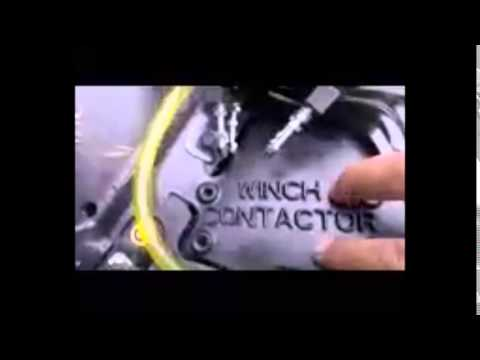 hqdefault traveller winch install on a 2014 polaris ranger xp 900 youtube polaris 4500 winch wiring diagram at gsmportal.co