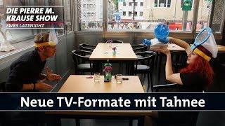 Neue TV-Formate mit Tahnee