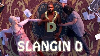 King Bach - Slangin D (Official Video)
