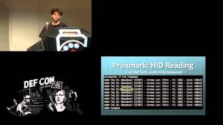 DEF CON 23 - Craig Young - How to Train Your RFID Hacking Tools