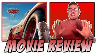 Cars 3 (2017) - Movie Review