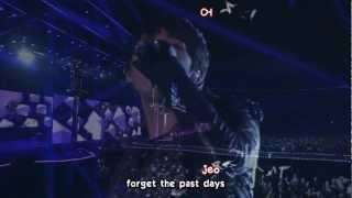 JYJ - Nine (YC focus) [eng + rom + hangul + karaoke sub]