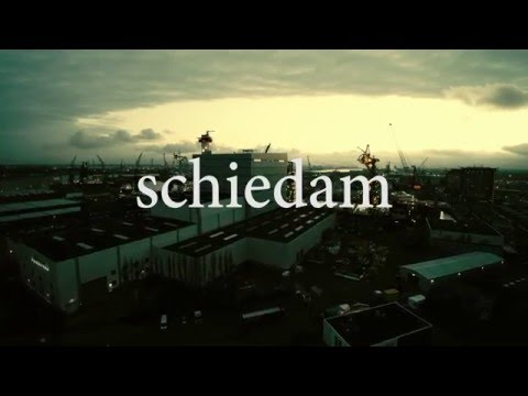Schiedam transition to night