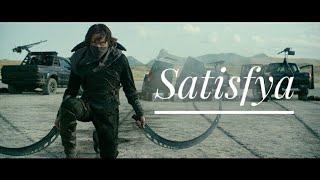 Satisfya   Imran Khan ft. Dj   Guardians The Supperheroes Best Fighting Scene. Bass Boasted  