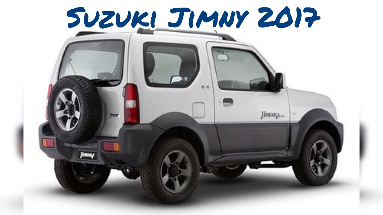 test drive suzuki jimny 2017 review motoreseacao youtube. Black Bedroom Furniture Sets. Home Design Ideas