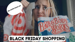 Black Friday Haul & Shopping 2019! | VLOGMAS Day 1 | Sadi Lynn