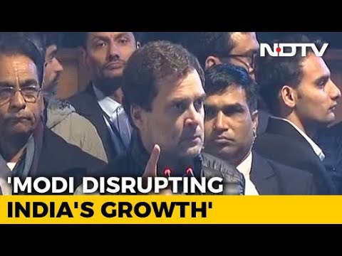 'What Enemies Of India Could Not Do...': Rahul Gandhi's Dig At PM Modi