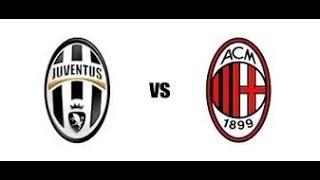 Italian Cup 1989-90: Juventus vs Milan (1st final game)
