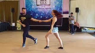 Zouk Sea 2018 Alisson and Rikka demo 040818