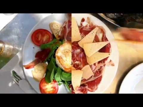 World food in 1 minute! Good food travelling.