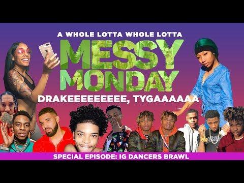 DRAMA ALERT! ! ! Eishaa vs Nyema, SouljaBoy vs Ariana, Corey