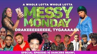 DRAMA ALERT! ! ! Eishaa vs Nyema, SouljaBoy vs Ariana, Corey vs NBAYoungBoy | MessyMonday