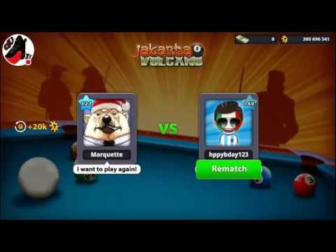 8 Ball Pool Best of 3 with SNOOKER GAMER! =)