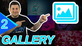 How To Create Image Gallery In Bootstrap & jQuery & PHP & MySQL [Part 2]