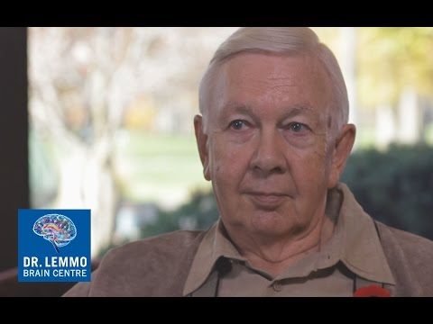 Degenerative disorder treatment - Michael Somerville testimonial - Dr. Lemmo Brain Centre