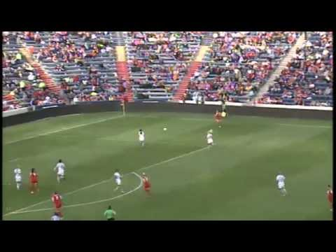 Chicago Red Stars vs. Western New York Flash - April 19, 2014