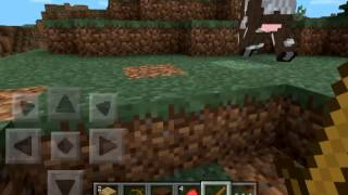 LeT's PLay | minecraft #1.НАШЛИ ДЕРЕВНЮ!(С наковальней)