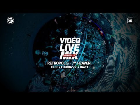 RETROPOLIS - 7th Heaven Legnica - KC - CLUBBASSE - HAZEL - VIDEO LIVE 360 🔥 Przeżyj  to raz jeszcze