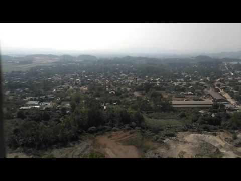 Thị xã Bỉm Sơn từ trên cao