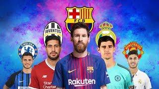 LATEST TRANSFER NEWS FOOTBALL | BARCELONA, REAL MADRID, MANCHESTER UNITED, CHELSEA, JUVENTUS