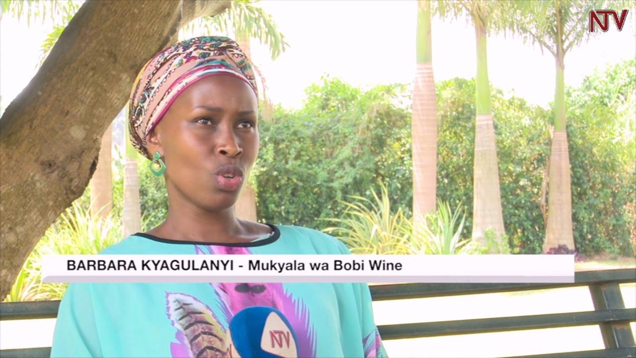EMBEERA YA BOBI WINE: Barbie agamba teyeyagaza, yeetaaga obujjanjabi