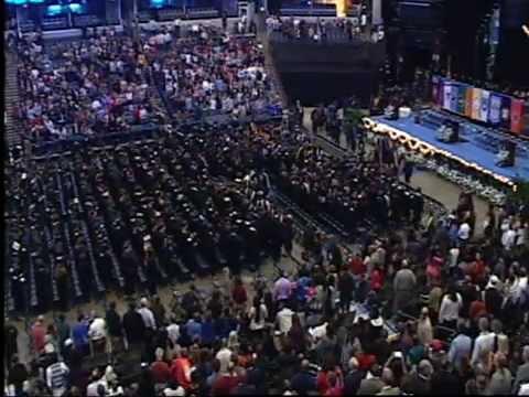 University of Memphis Commencement Ceremony, December 14, 2014, 1:00 pm