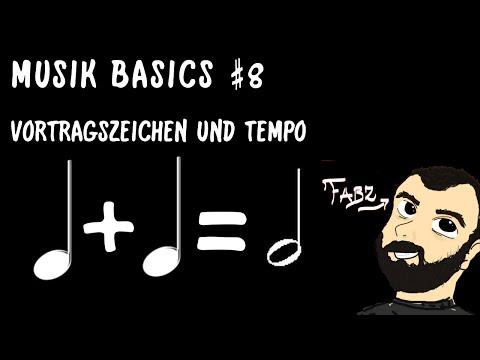 MUSIK-BASICS #8 - Dynamik und Tempo