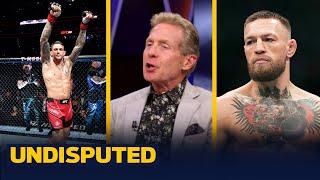 Skip & Shannon react to Conor McGregor breaking his leg against Dustin Poirier | UFC