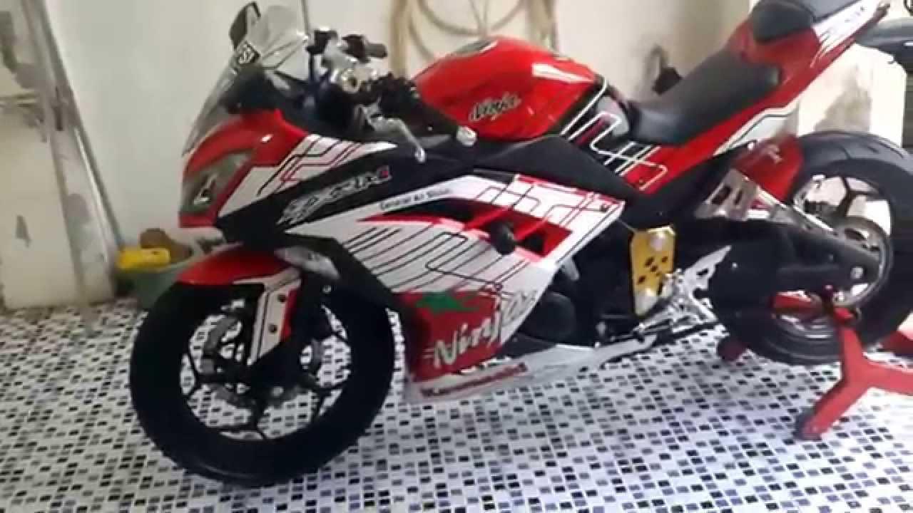 Kawasaki Ninja 250 Fi 2013 Part 1