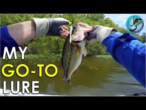 My Favorite Post-Spawn Lure | Bass Fishing Strategies