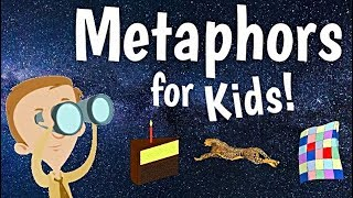 Metaphors for Kids | Language Arts Learning Video