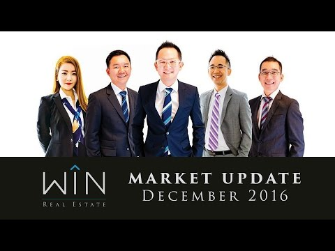 DECEMBER 2016 MARKET UPDATE - Win Real Estate