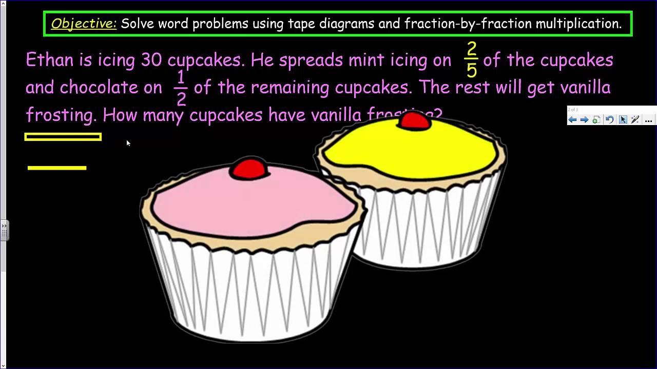 Engageny Eureka 5th Grade Math Module 4 Lesson 16 Fraction